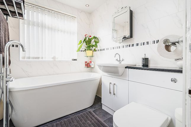 Bathroom of Rushlake Road, Brighton BN1