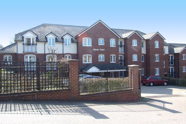 Thumbnail Property for sale in Saxon Court, Queen Street, Hitchin