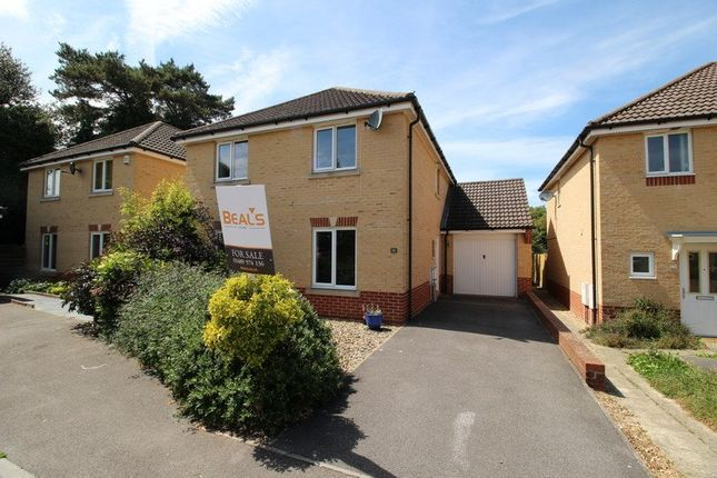Thumbnail Detached house for sale in Melville Gardens, Sarisbury Green, Southampton