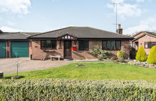 Thumbnail Bungalow for sale in Bramley, Tadley, Hampshire