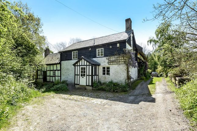 Thumbnail Semi-detached house for sale in Adforton, Nr.Leitwardine, Shropshire