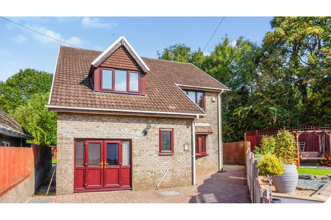 Thumbnail Detached house for sale in Soar Close, Cwmbran