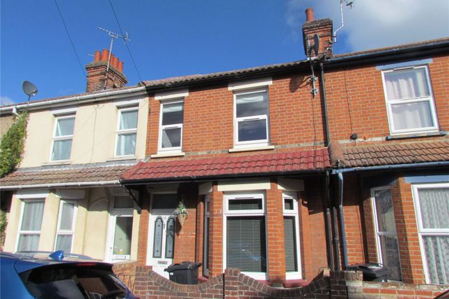2 bed terraced house to rent in Waddesdon Road, Harwich CO12