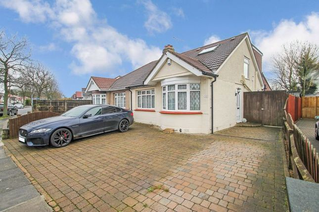 Semi-detached bungalow for sale in Islip Gardens, Northolt, Middlesex