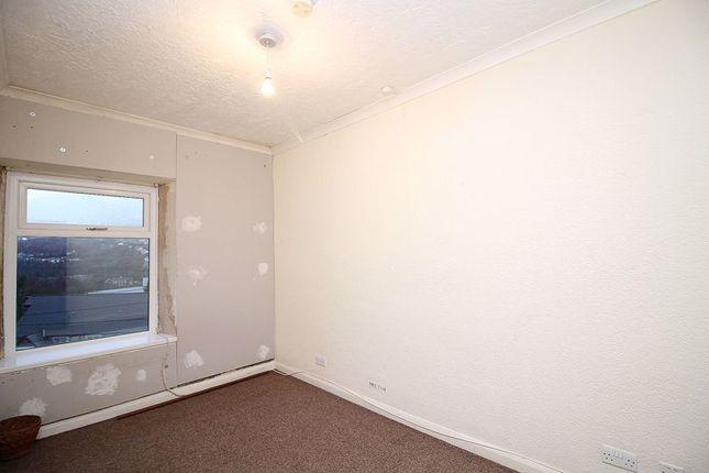 Bedroom One of Danygraig Street, Graig, Pontypridd CF37