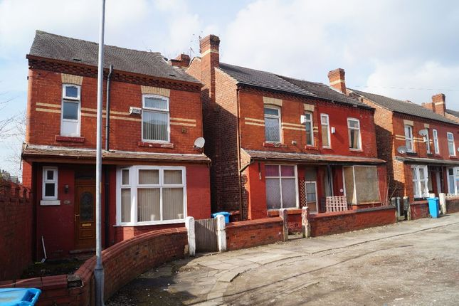 Thumbnail Detached house to rent in Westminister Street, Levenshulme