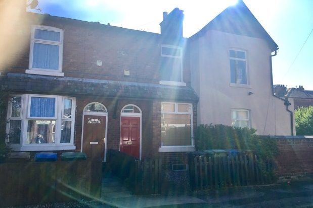 Thumbnail Property to rent in Warren Road, Stockport