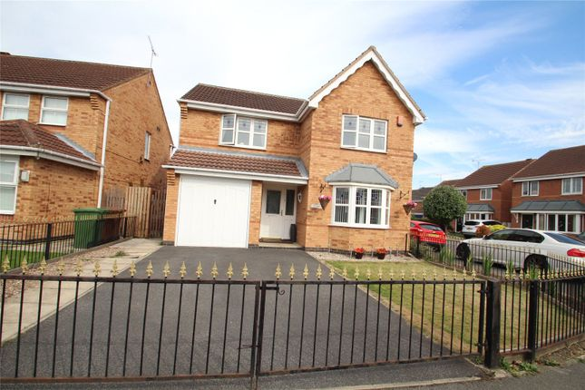 Thumbnail Detached house to rent in Cavendish Avenue, Pontefract, West Yorkshire
