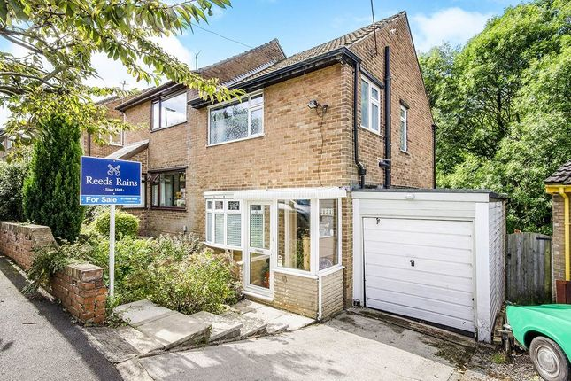 Thumbnail Semi-detached house for sale in Moor View Road, Sheffield