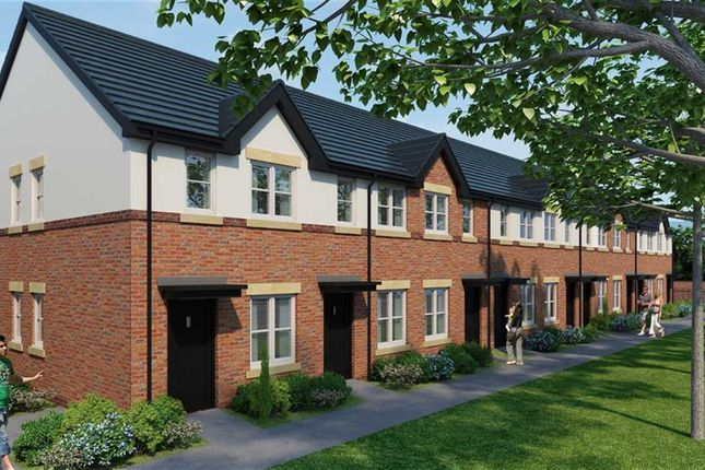 Thumbnail Town house for sale in Geoffrey Street, Bury, Greater Manchester