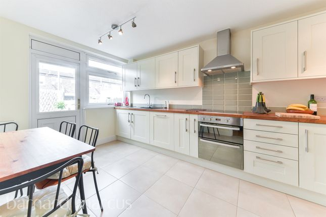 Thumbnail Terraced house for sale in Burke Close, London
