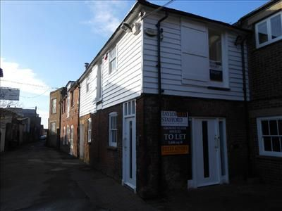 Thumbnail Office to let in Bull Yard, Ashford
