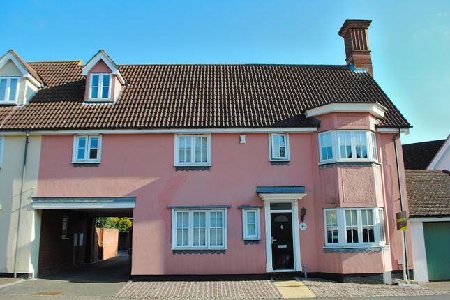 Thumbnail Link-detached house for sale in The Shearers, Bishop's Stortford, Hertfordshire