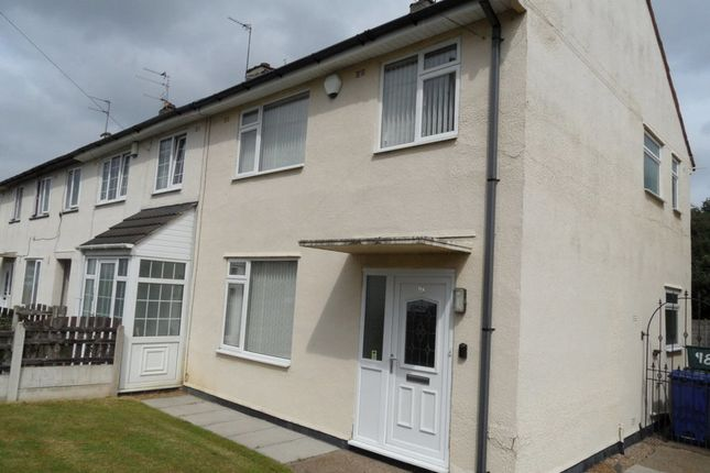 Thumbnail End terrace house for sale in Petersgate, Doncaster