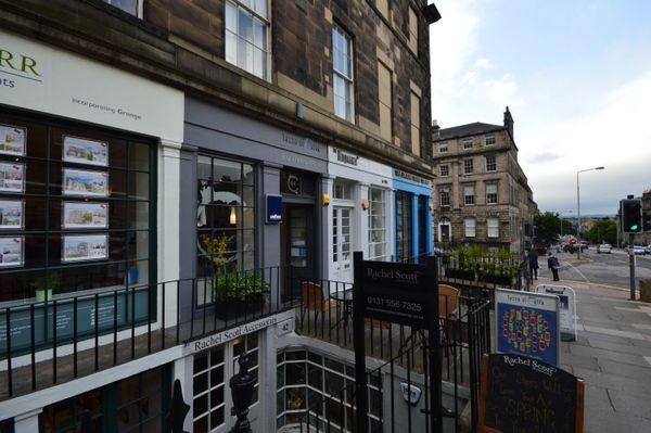 Cafe Dundas Street Edinburgh