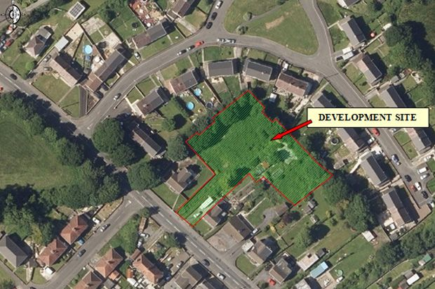Thumbnail Land for sale in Trimsaran, Kidwelly, Carmarthenshire
