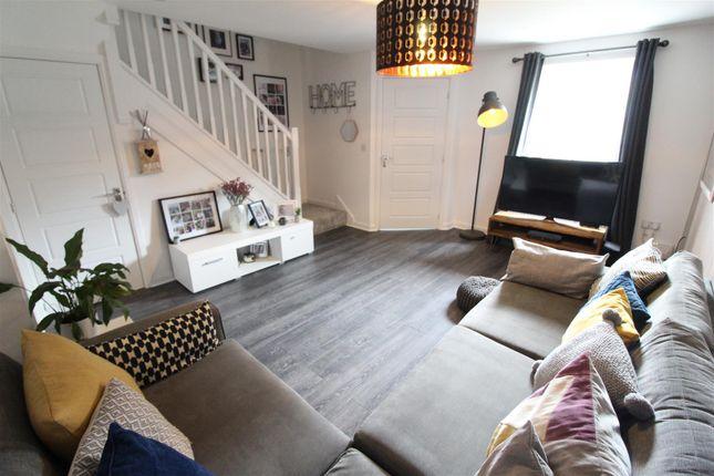 Living Room of Providence Crescent, Hull HU4