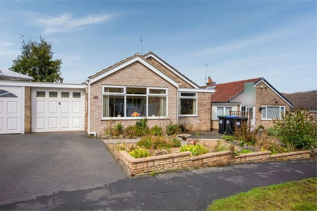 Thumbnail Terraced bungalow for sale in Greenway, Hulland Ward, Ashbourne, Derbyshire