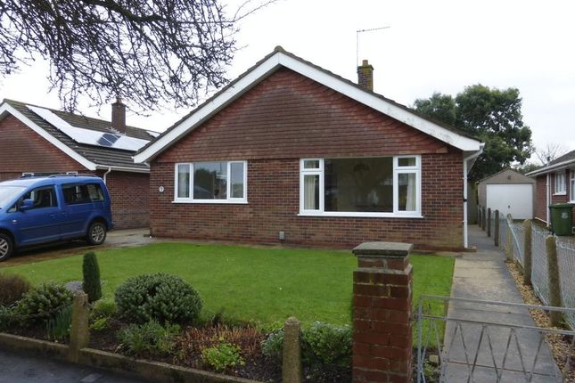 Thumbnail Detached bungalow to rent in Brett Avenue, Gorleston, Great Yarmouth