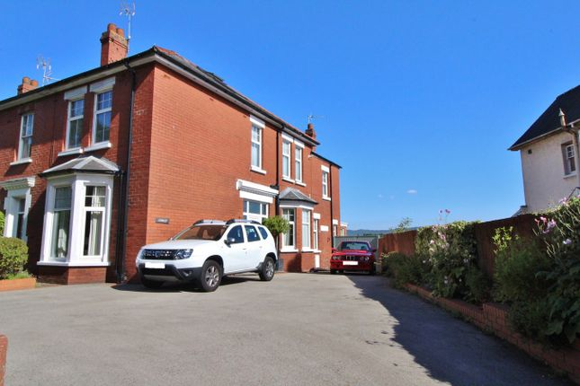 Thumbnail Semi-detached house for sale in Ponthir Road, Caerleon, Newport