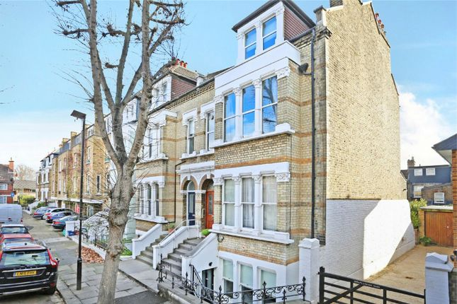 Thumbnail Flat for sale in Linden Gardens, Central Chiswick, Chiswick, London