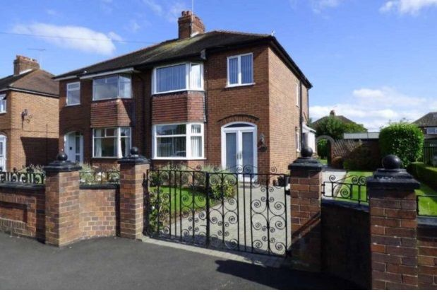 Thumbnail Semi-detached house to rent in Wistaston Avenue, Crewe