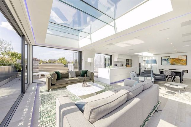 Thumbnail Flat for sale in Rochester Row, London