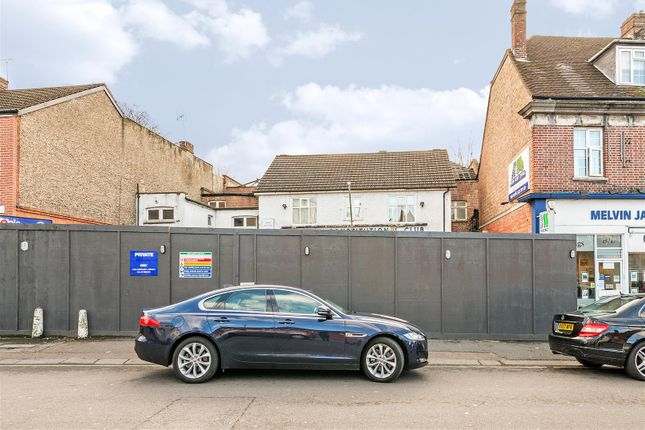 Thumbnail Land for sale in Manor Park Crescent, Edgware, Middlesex