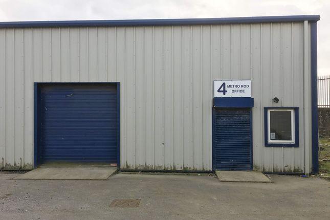 Thumbnail Industrial to let in Ullswater Court, Derwent Howe, Unit 4, Workington