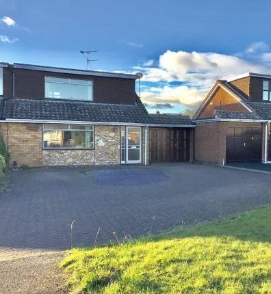 Thumbnail Bungalow for sale in Lonsdale Close, Willenhall, West Midlands
