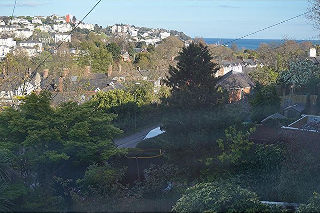 Sea View of Sherwell Lane, Torquay TQ2