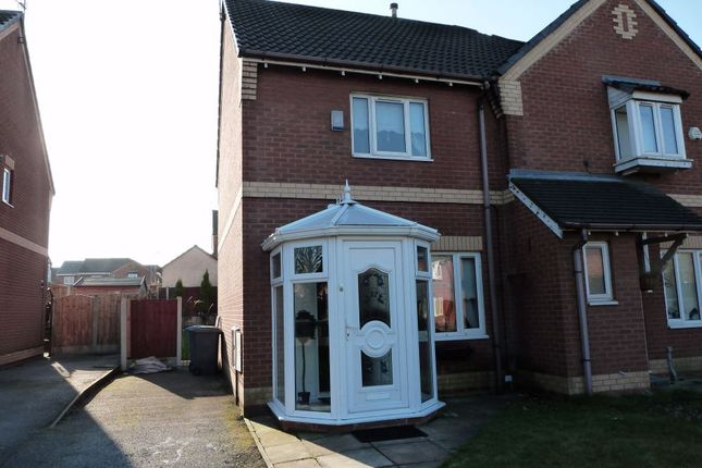 Thumbnail Shared accommodation to rent in Verwood Drive, Liverpool