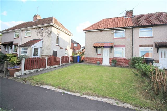 Thumbnail Semi-detached house for sale in Stanton Crescent, Frecheville, Sheffield
