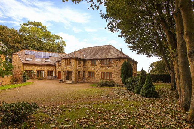 5 bed detached house for sale in East Farm Court, Cramlington NE23