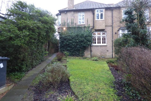 Thumbnail Semi-detached house for sale in Elstree Hill South, Elstree, Hertfordshire