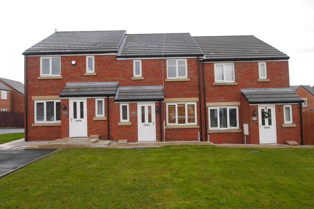 Thumbnail Town house to rent in Hartley Green Gardens, Billinge