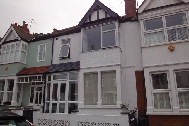 Thumbnail Terraced house to rent in Cowper Road, Hanwell, London
