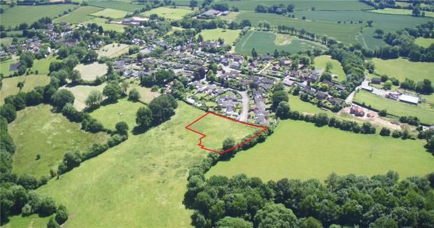 Thumbnail Property for sale in Croft Crescent, Yarpole, Leominster