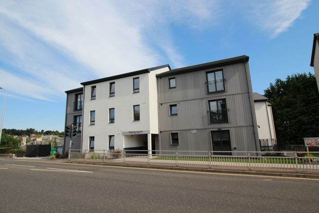 Thumbnail Flat to rent in Jeanfield Road, Perth