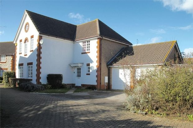 Thumbnail Detached house for sale in Lillian Impey Drive, Colchester, Essex