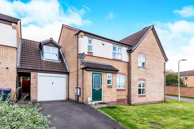 Thumbnail Terraced house for sale in Eastwood Drive, Donnington, Telford