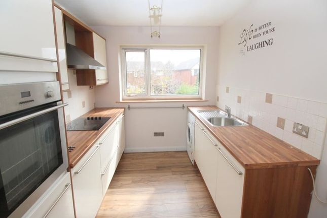 Thumbnail Flat for sale in Rednal Walk, Wigan
