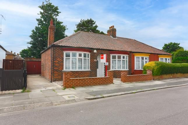 Thumbnail Bungalow for sale in Highfield Road, Middlesbrough