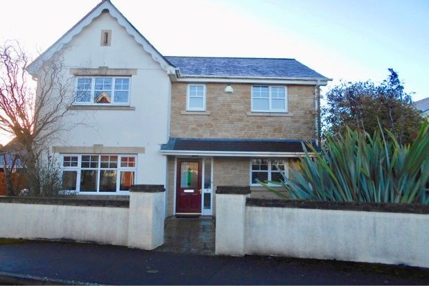 Thumbnail Detached house to rent in Larks Meadow, Stalbridge, Sturminster Newton