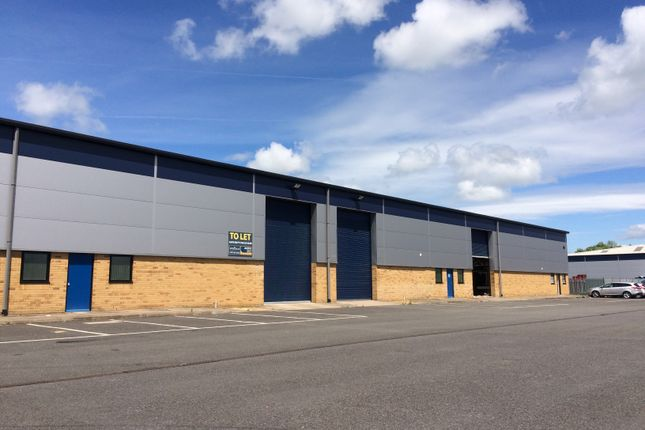 Thumbnail Industrial to let in Unit X3-X4, Capital Business Park, Cardiff 2Pw, Cardiff