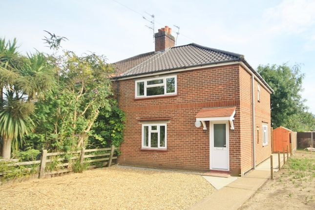 Thumbnail Flat to rent in St Marys Road, Stalham, Norfolk