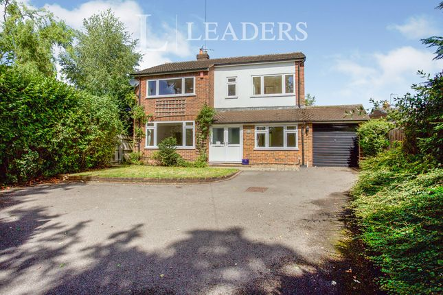 Thumbnail Detached house to rent in Brewery Road, Horsell, Woking