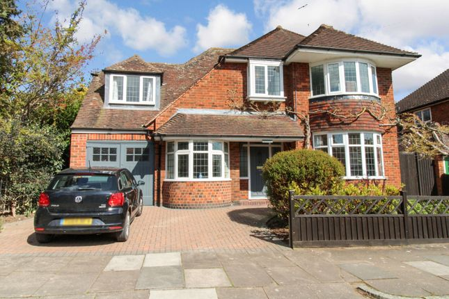 Thumbnail Detached house for sale in Beresford Drive, Leicester