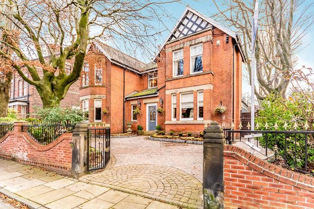Thumbnail Detached house for sale in Guest Road, Manchester
