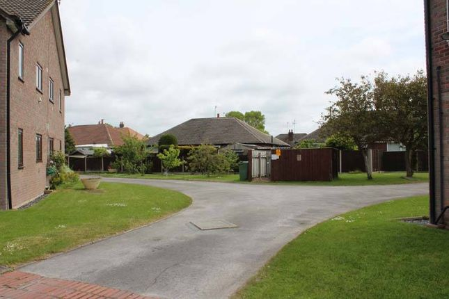 Communal Gardens of Westlands Court, Thornton-Cleveleys FY5